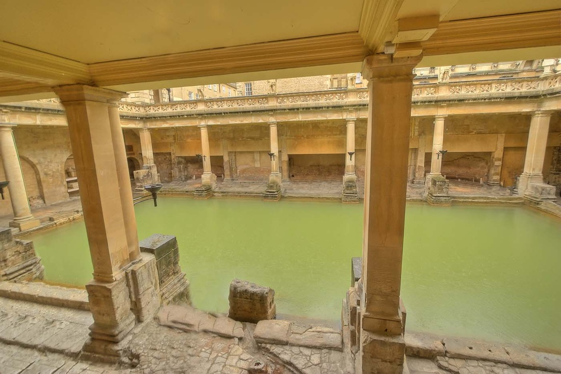 The Roman Baths - JEH Photography on sauna home, quote home, england home, steam room home, gym home,